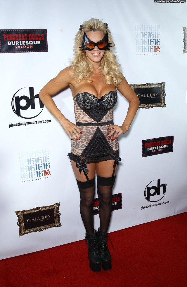 Jenny Mccarthy Las Vegas Sultry Halloween Birthday Hollywood
