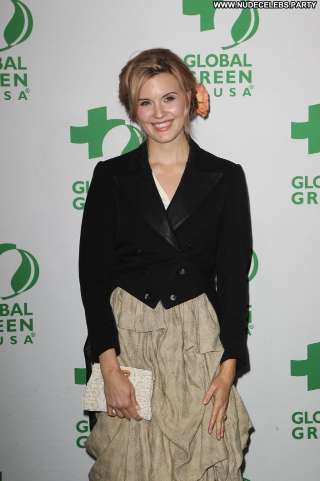 Maggie Grace West Hollywood Nice Party Usa Sensual Stunning Doll