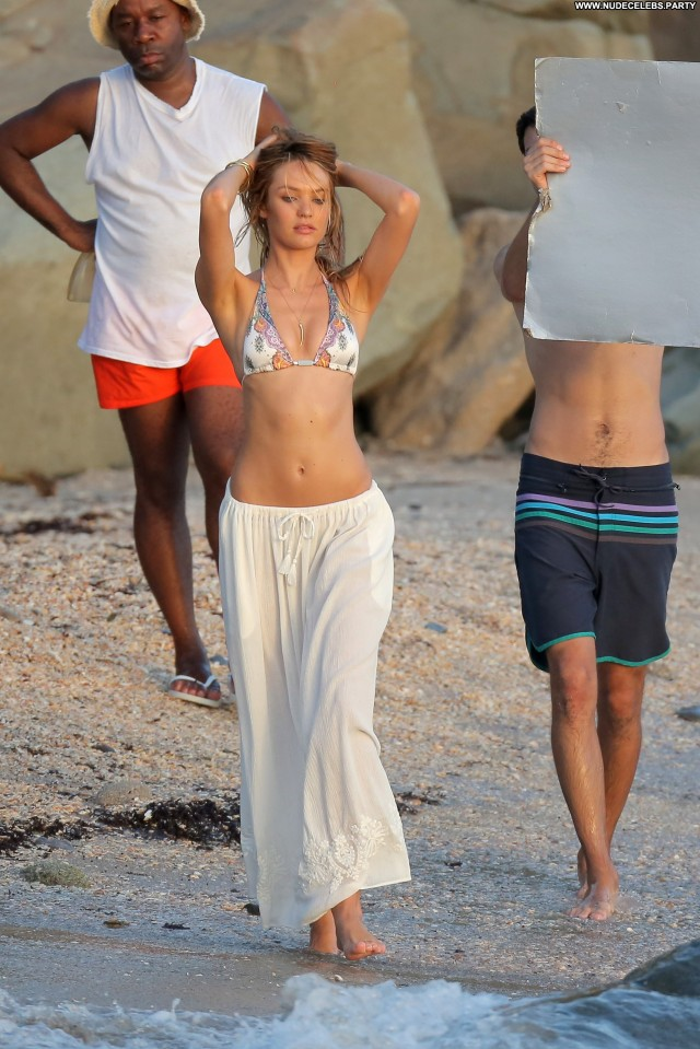 Candice Swanepoel Los Angeles Stunning Posing Hot Doll Celebrity