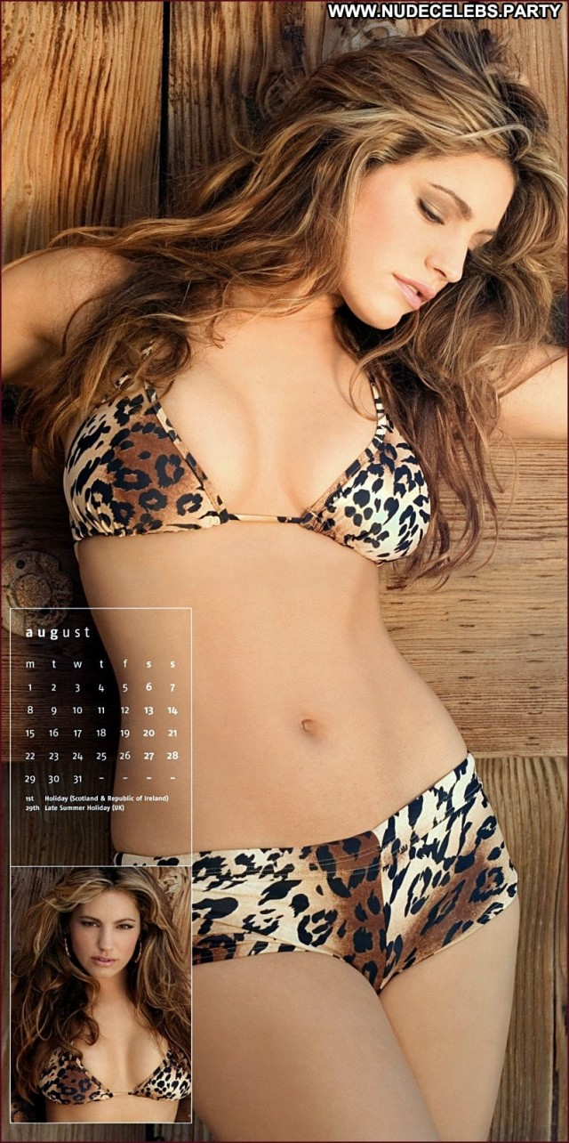 Kelly Brook The Gift  Nice Celebrity Gorgeous Hot Beautiful Calendar