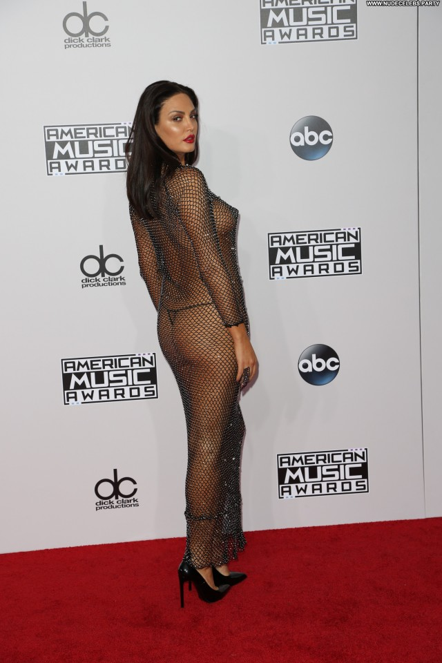 Bleona Qereti American Music Awards Beautiful Celebrity Nice Sultry