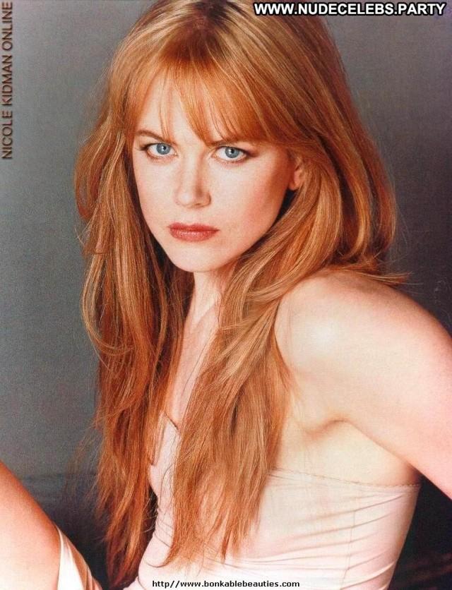 Nicole Kidman Various Source Small Tits Redhead Skinny Sensual