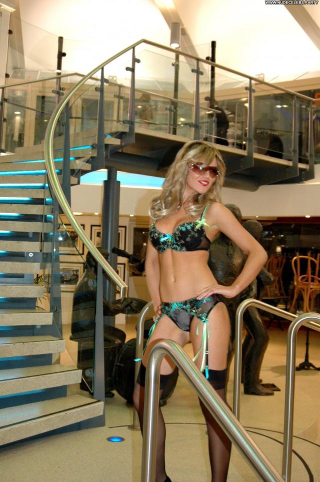 Abigail Clancy Babe Celebrity Lingerie Posing Hot Photoshoot