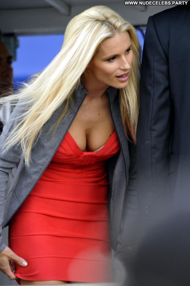 Michelle Hunziker No Source Beautiful Dutch Actress Singer Model