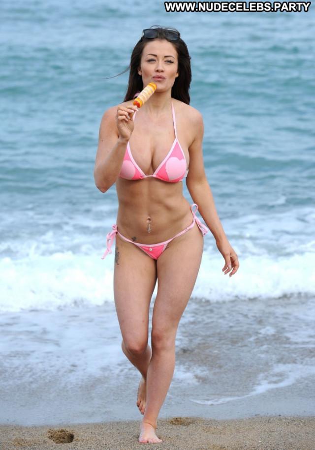 Jess Impiazzi Beautiful Babe Model Posing Hot Celebrity British