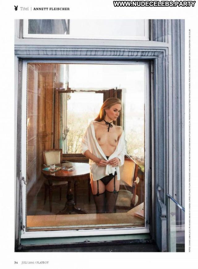 Annett Fleischer Babe Beautiful Celebrity Posing Hot Germany Actress