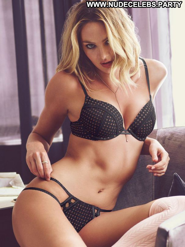 Candice Swanepoel No Source Posing Hot Lingerie Beautiful Babe