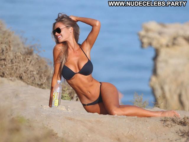 Charlie Riina No Source Posing Hot Canadian Bikini International