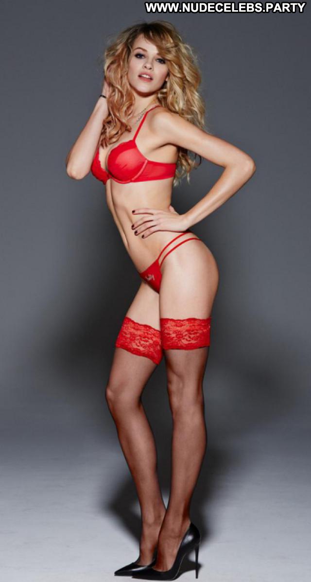 Ginta Lapina No Source Celebrity Beautiful Posing Hot Babe Lingerie
