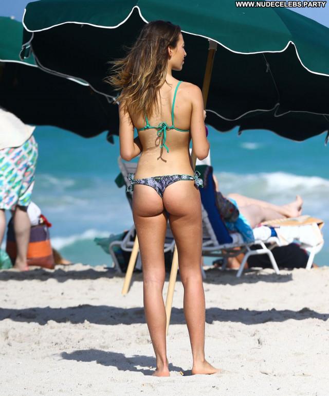 Alessia Tedeschi The Beach Babe Posing Hot Actress Italian Beach