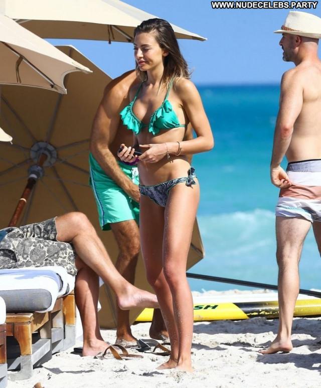Alessia Tedeschi The Beach  Babe Italian Actress Posing Hot Beach