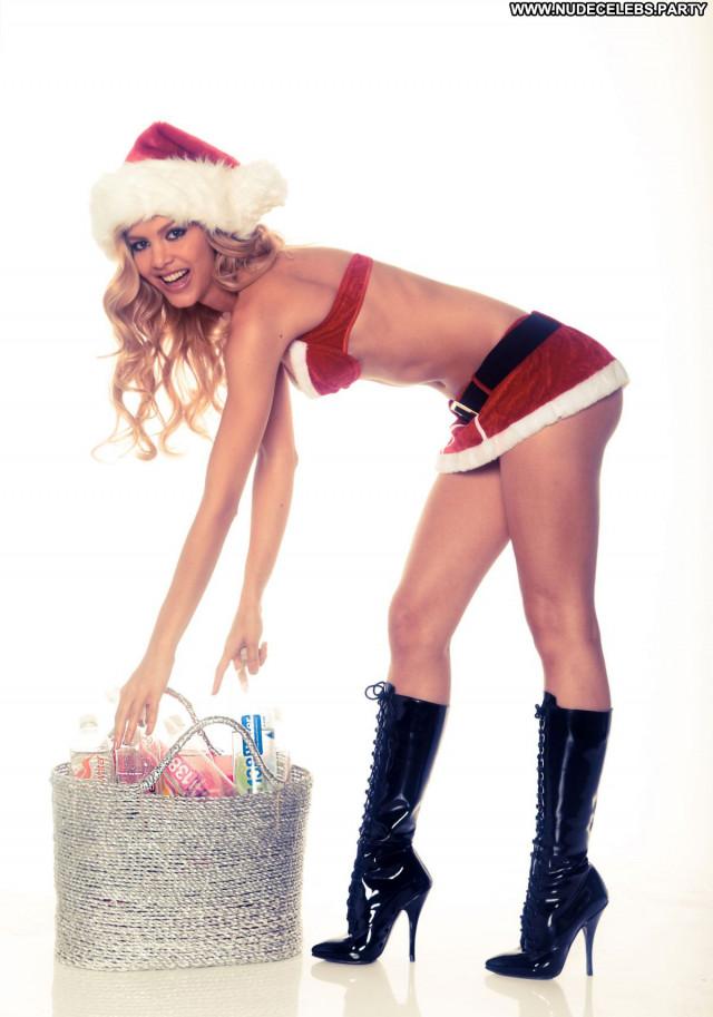 Kat Torres No Source Beautiful Babe Christmas Posing Hot Celebrity