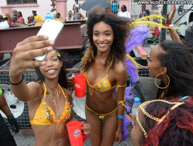 Jourdan Dunn No Source Barbados Beautiful Model Posing Hot Babe Sexy
