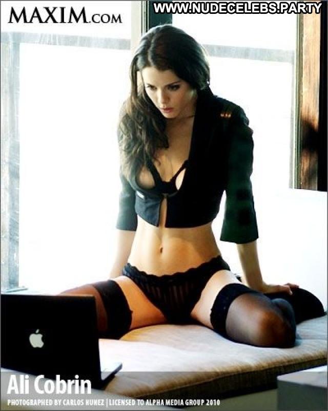 Ali Cobrin Celebrity Beautiful Babe American Posing Hot
