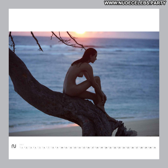 Anna Wolf Babe Posing Hot Beautiful Celebrity Calendar Nude Nude