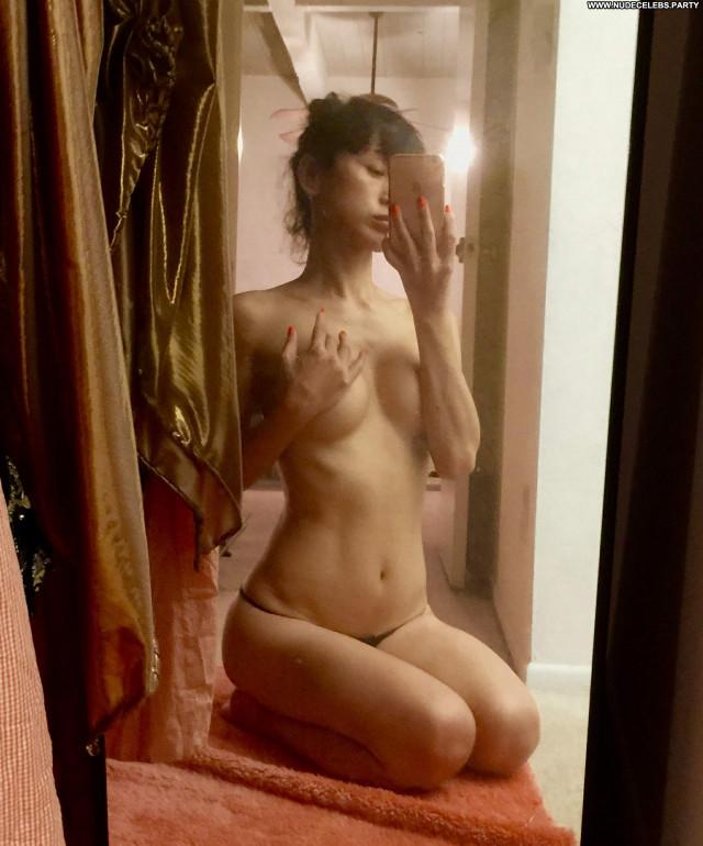 Bai Ling Babe Celebrity Posing Hot Selfie American Chinese Beautiful
