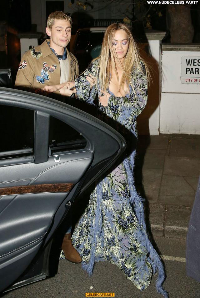 Rita Ora X Factor Tit Slip Babe Celebrity Posing Hot London Beautiful