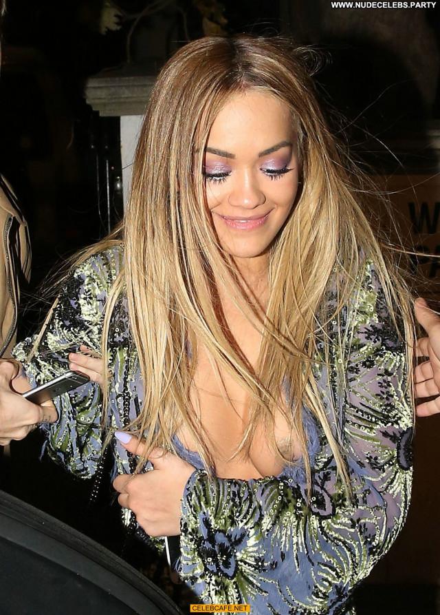Rita Ora X Factor Babe Posing Hot Tit Slip Beautiful London Celebrity