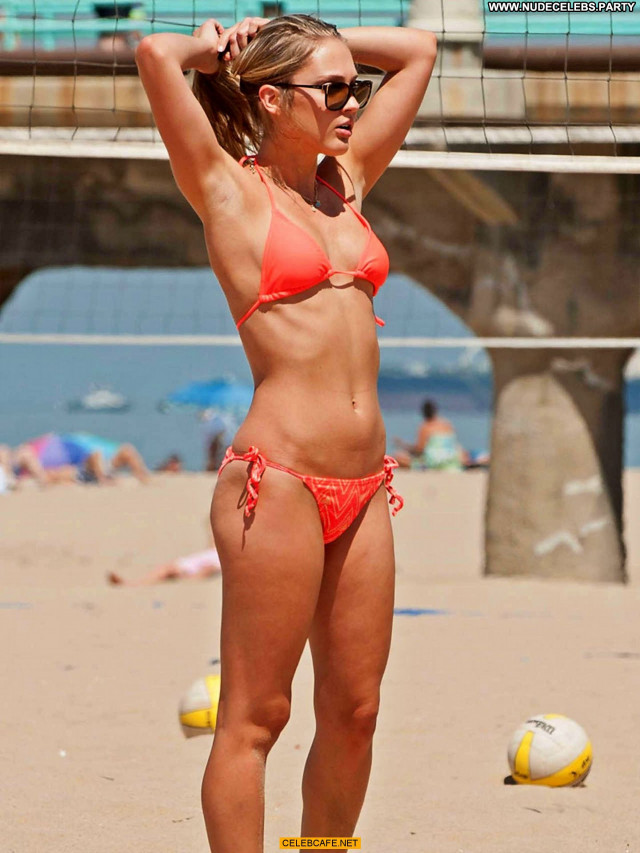 Ciara Hanna The Beach Babe Celebrity Bikini Posing Hot Beach Beautiful