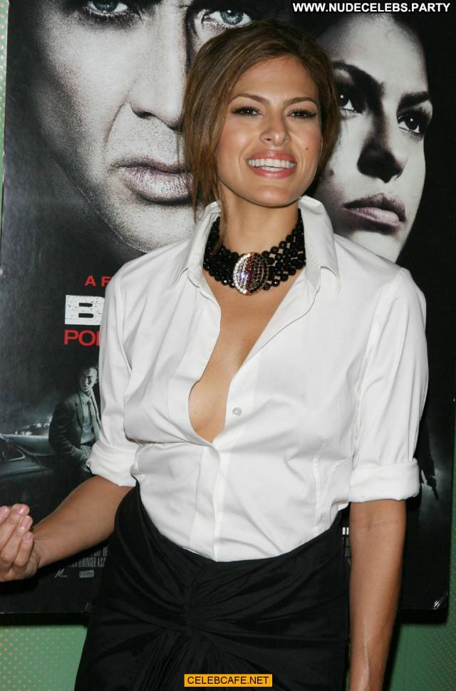 Eva Mendes Bad Lieutenant  Babe Celebrity Beautiful Posing Hot