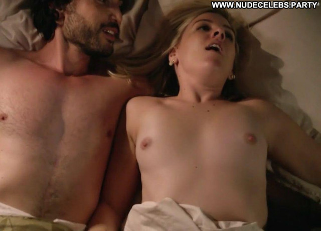 Helene Yorke After Sex Perfect Babe Bed Posing Hot Beautiful Tits