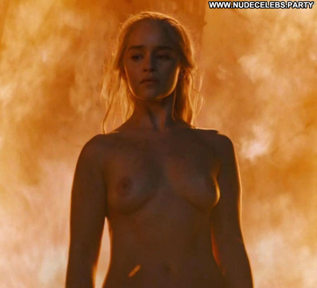 Emilia Clarke Game Of Thrones Nude Big Tits Hot Breasts Tits Old