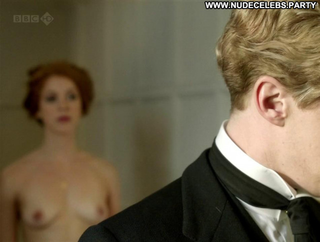 Rebecca Hall Parade S End Posing Hot Tits Movie Beautiful Topless