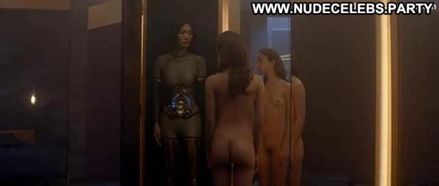 Alicia Vikander Full Frontal Celebrity Big Tits Beautiful Nude Posing