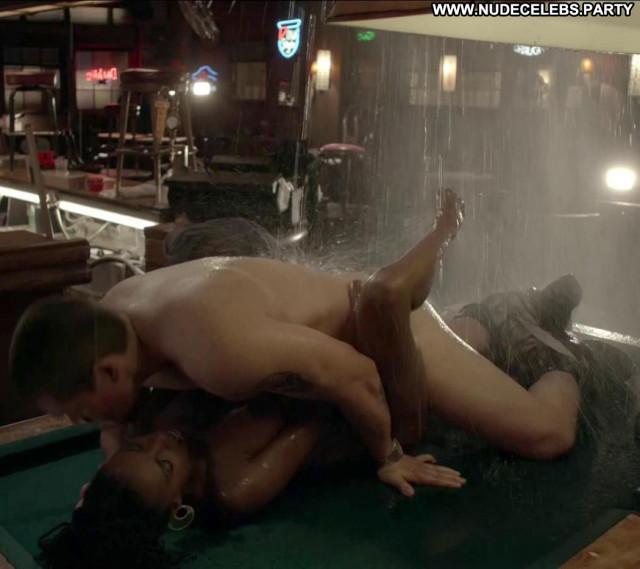 Shanola Hampton Sex Scene Beautiful Sex Big Tits Babe Nude Pool Sex