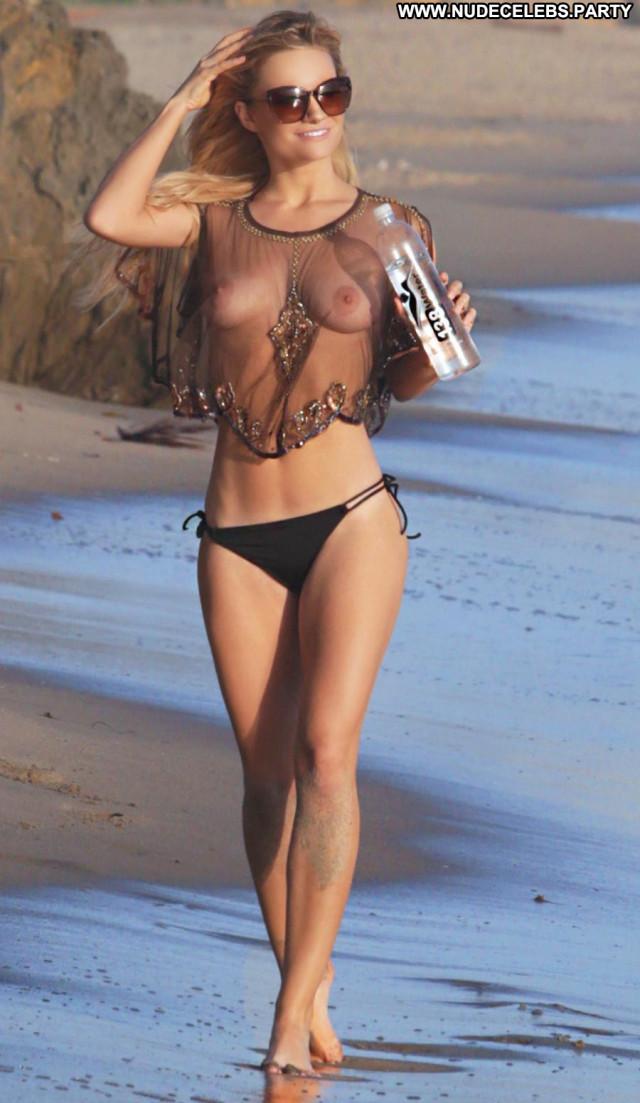 Caitlin O Connor No Source Bar Babe See Through Beautiful Beach