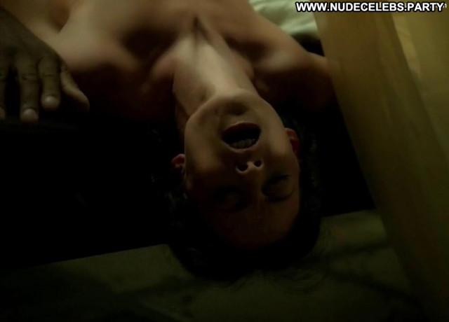 Lara Pulver Da Vinci S Demons Posing Hot Big Tits Flashing Bed