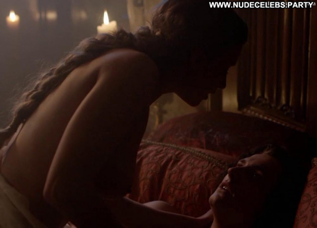 Faye Marsay The White Queen  Babe Posing Hot Beautiful Pussy Bedroom