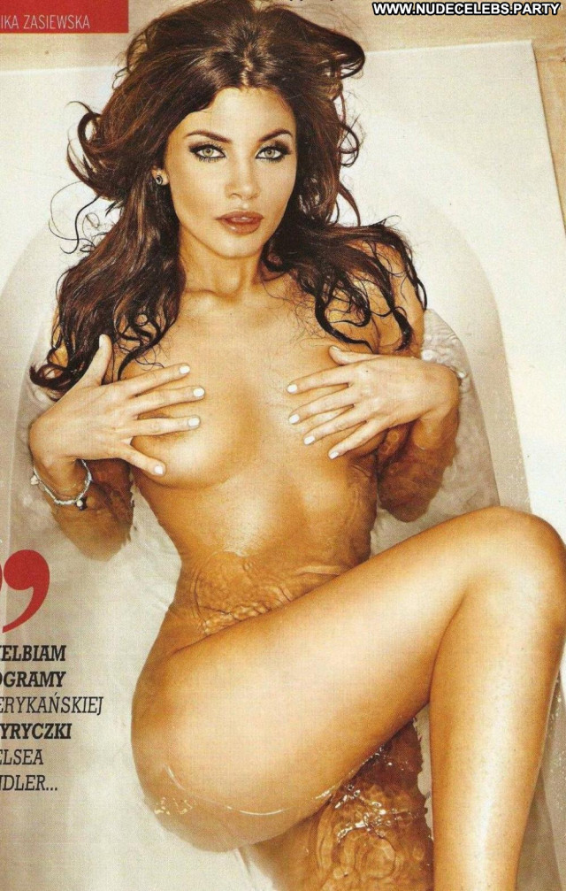Dominika Zasiewska No Source Toples Polish Big Tits Celebrity Babe