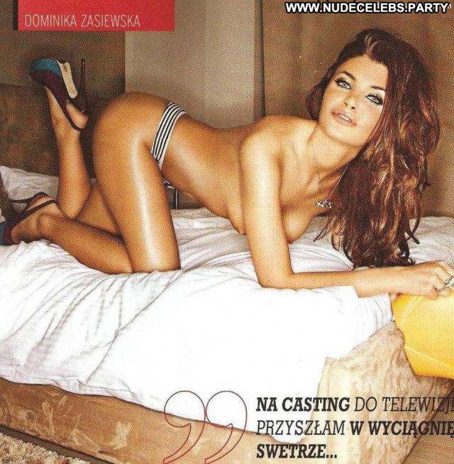 Dominika Zasiewska No Source Toples Babe Bottle Model Beautiful