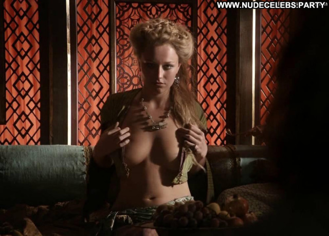 Emily Diamond Game Of Thrones Big Tits Posing Hot Blonde Babe
