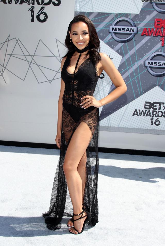 Tinashe Los Angeles Awards American See Thru Babe Sex Posing Hot