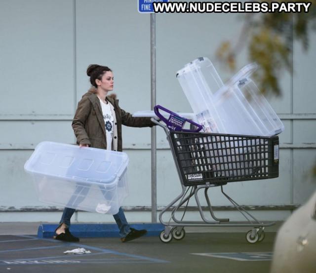 Rachel Bilson Los Angeles Babe Shopping Paparazzi Los Angeles