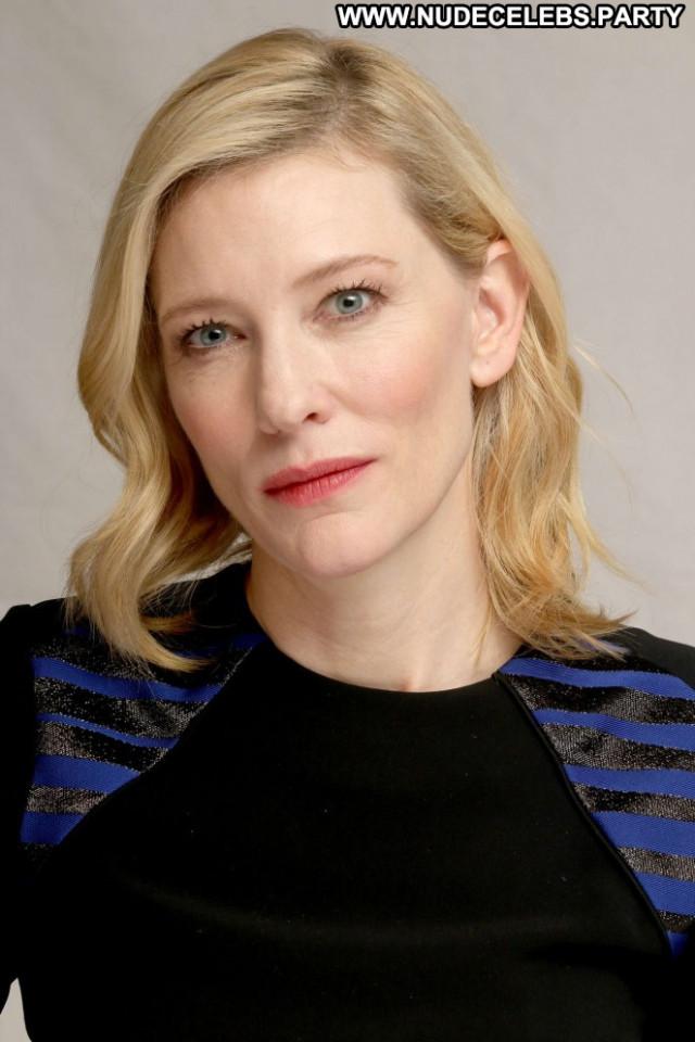 Cate Blanchett Beverly Hills Celebrity Babe Posing Hot Beautiful