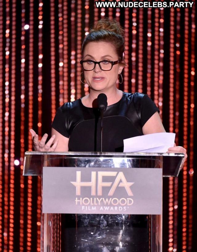 Amy Poehler Beverly Hills Hollywood Celebrity Beautiful Babe
