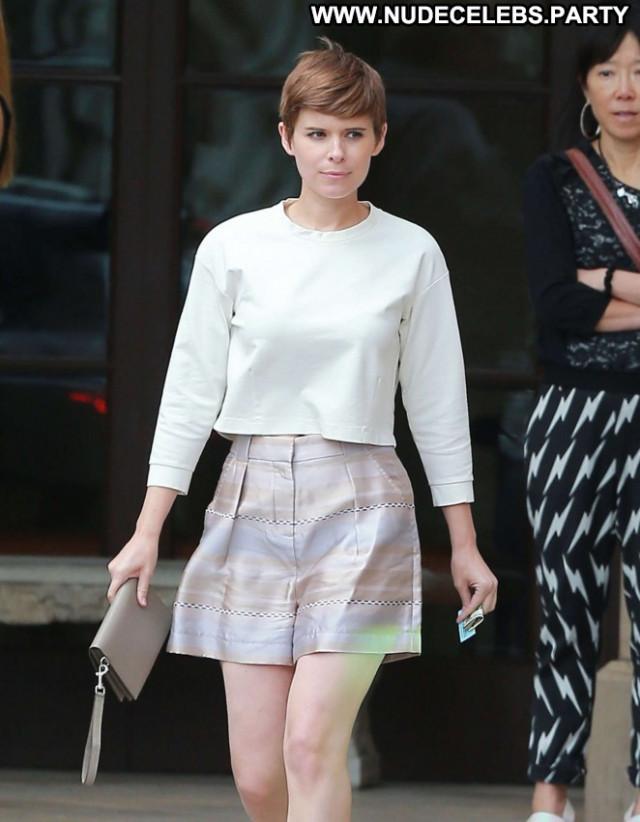 Kate Mara Los Angeles Paparazzi Beautiful Celebrity Posing Hot Los