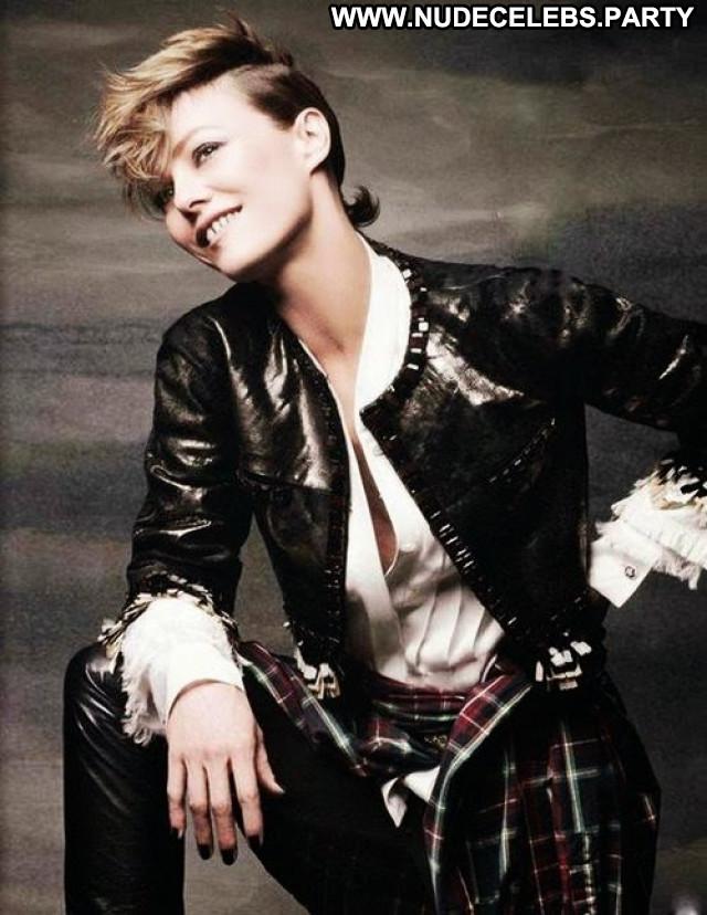 Vanessa Paradis Elle France Posing Hot Paparazzi Magazine Babe France