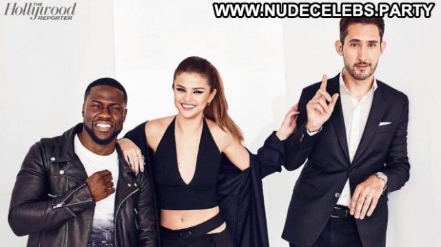 Selena Gomez No Source Posing Hot Celebrity Babe Paparazzi Magazine
