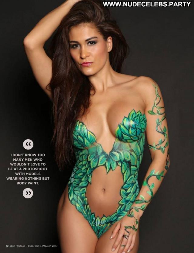 Genevieve Morton E Live Babe Tattoo Italian Sexy German Babe Body