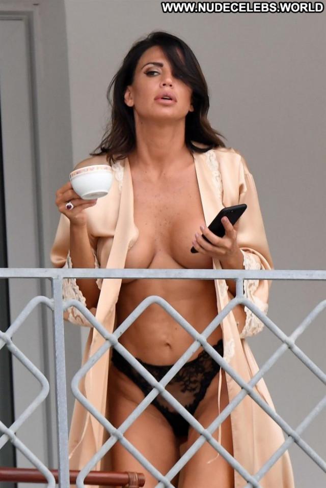 Claudia Galanti No Source Candids Sexy Beautiful Italy Celebrity