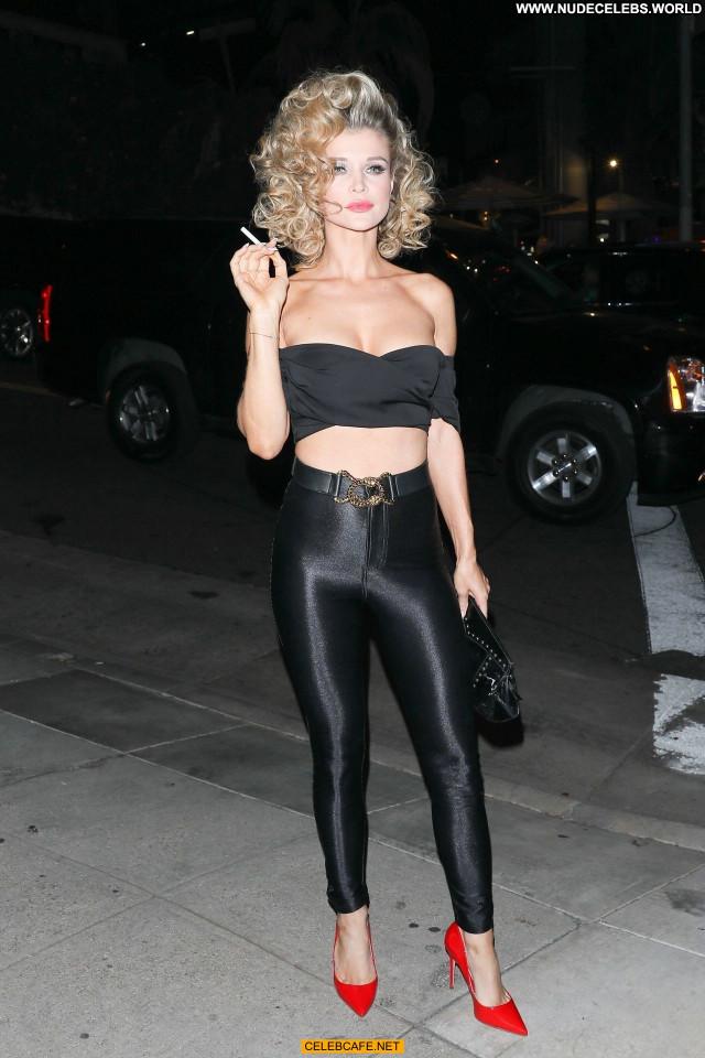 Joanna Krupa Halloween Party Party Sexy Posing Hot Celebrity Sex Babe