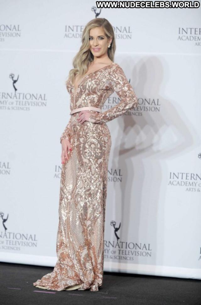 Carmen Aub Emmy Awards New York Babe Awards International Beautiful
