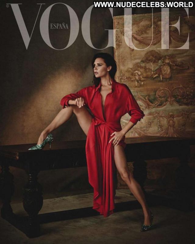 Vogue Vogue Spain Celebrity Babe Paparazzi Spa Posing Hot Spain