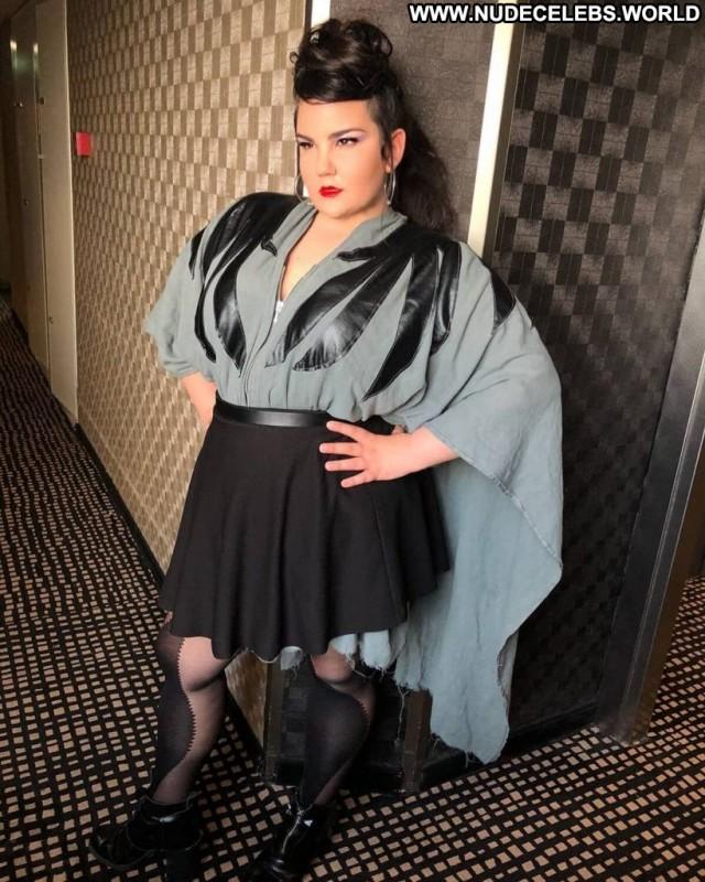 Netta Barzilai A Day Sex Celebrity Beautiful Hot Bra Singer Xxx Legs