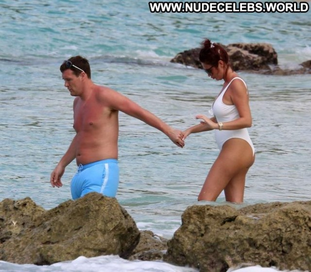 Amy Childs The Beach Beach Barbados Babe Swimsuit Celebrity Bar
