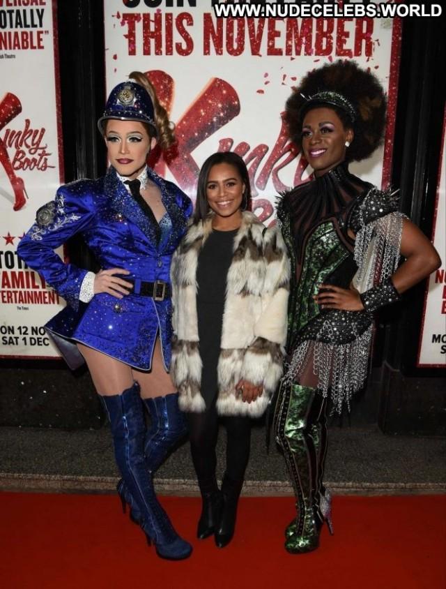 Tisha Merry No Source Posing Hot Celebrity Kinky Babe Paparazzi